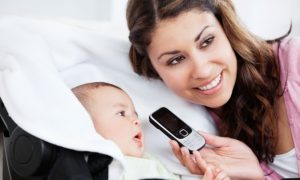 New Study Finds Text Messaging Program Benefits Pregnant Women