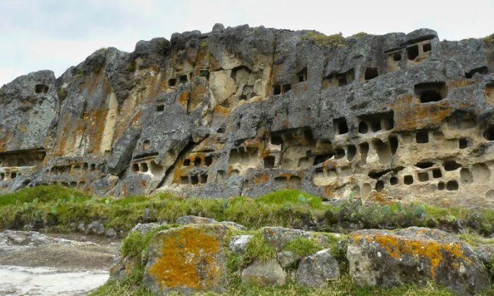 The Necropolis of Otuzco. (Shutterstock*)