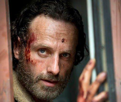 Rick in The Walking Dead season 5. (Gene Page/AMC)