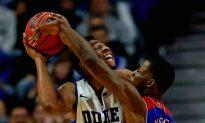 2014 NBA Draft's Big Three: Joel Embiid, Andrew Wiggins, Jabari Parker