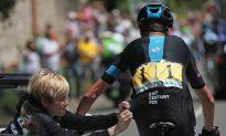 Defending Champion Chris Froome Abandons Tour de France