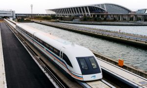 Can Magnetically Levitating Trains Run at 1,800mph?