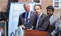 NY Gov. Cuomo Adds $2 Million to Campaign Funds