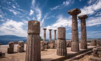 Unravelling the Mystery of the Flesh-Eating Sarcophagi of Assos