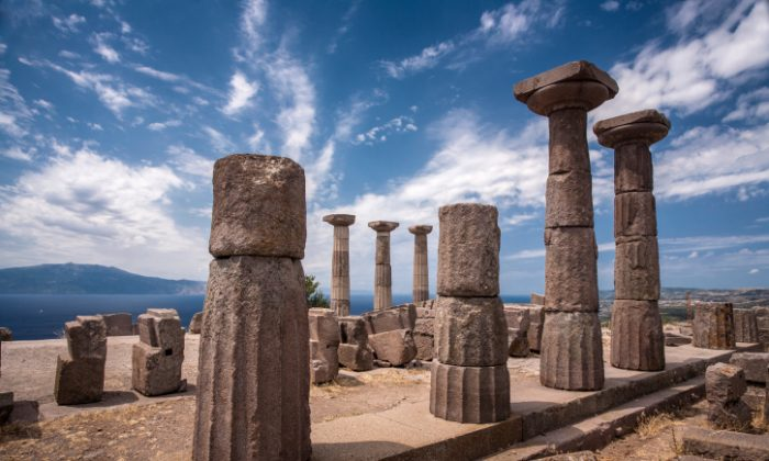 The ruins of Assos, Turkey. (Thinkstock)