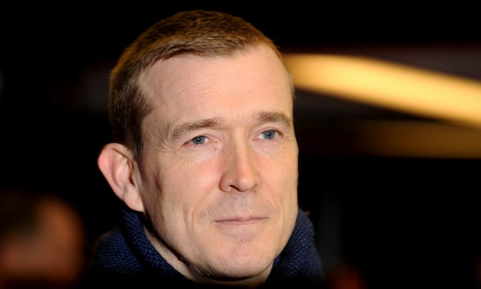 Author David Mitchell attends the gala screening of 'Cloud Atlas' at The Curzon Mayfair on February 18, 2013 in London, England. (Photo by Stuart Wilson/Getty Images)