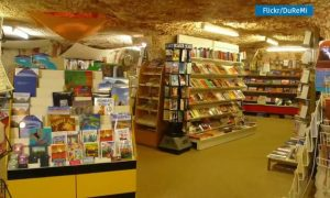 Why Did This Australian Town Move Underground? (Video)