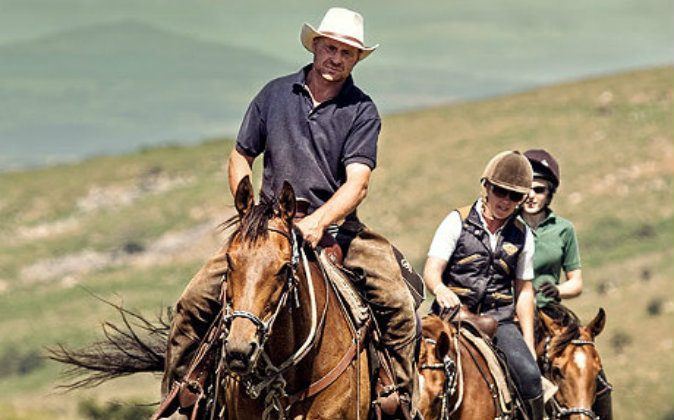 Horse Riding in Dartmoor (A Luxury Travel Blog)
