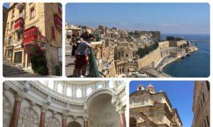 Historic Tour of Valletta, Capital of Malta
