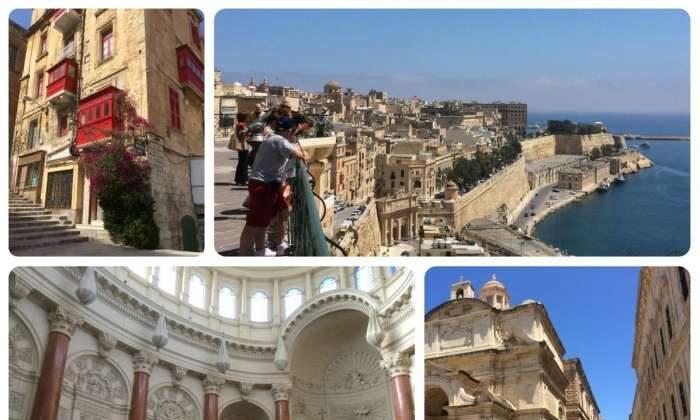 Malta Historic Sights (The Travel Magazine)