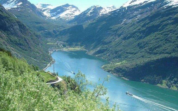 Norway (The Travel Magazine)