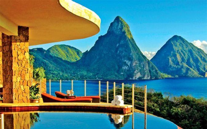 Jade Mountain, St Lucia (A Luxury Travel Blog)