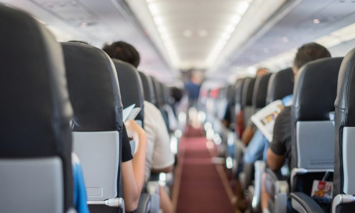 A few touches can make coach class more comfortable. (Have a nice day Photo/shutterstock)