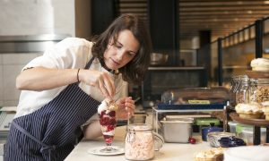 Nostalgia and Sweetness: Pastry Chef Tracy Obolsky's Desserts
