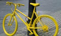 Tour de France Rides Through City of Cyclists