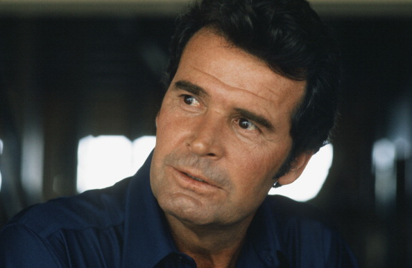 Picture of James Garner. (Getty Images)
