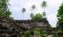 The Mysterious Ancient Coral Reef City of Nan Madol