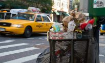 Hauling Trash in NYC for Twice the Price