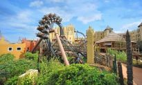 Five Theme Parks and Amusement Parks in Europe