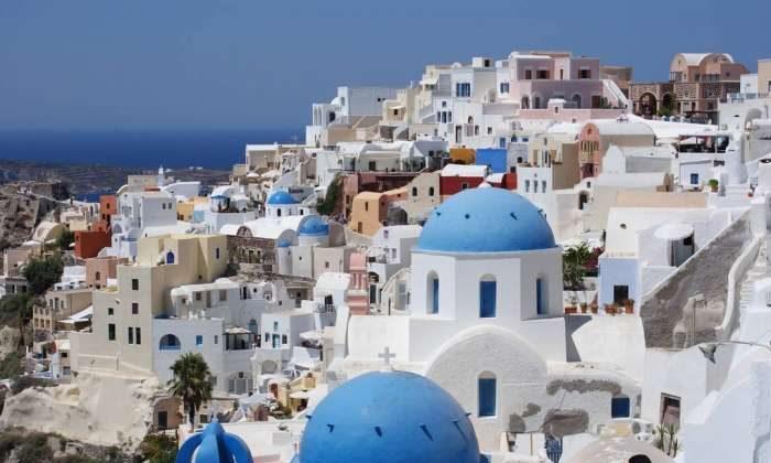 Santorini (The Travel Magazine)