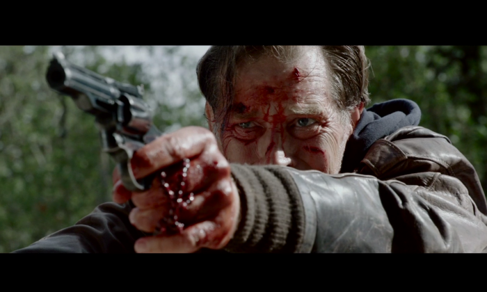 "James Remar as runaway pastor John Luther in ""Persecuted."" (Millennium Entertainment)"