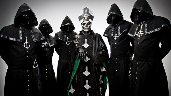 Ghost Being Asked to Disband. Photo Credit: Change.org