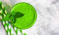 Happy Gut Green Energy Smoothie Recipe
