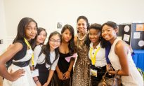 Teen Girls With Ideas Get a Taste of the Business World