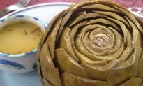Eating the Awesome Artichoke—Hot or Cold