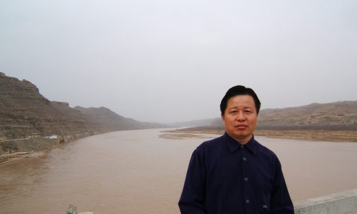 Gao Zhisheng in China, in 2006. (Courtesy of Transcending Fear)