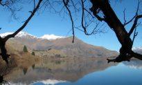 Picturesque Lake Hayes, Queenstown, New Zealand (Video)