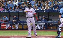 Ortiz's Theatrics Reignite Rays-Red Sox Beef