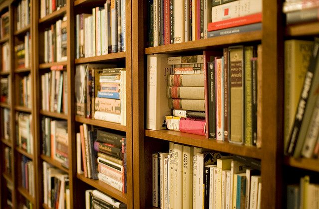 Our book shelves would look very different. (Flickr/Stewart, CC BY)