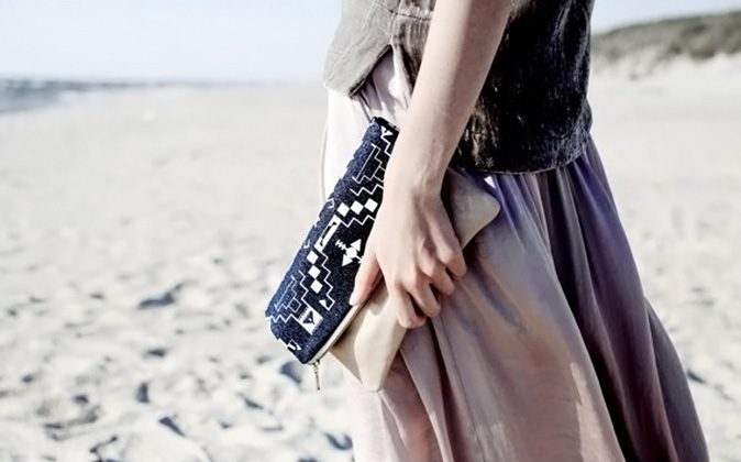 Coriumi leather bag, perfect for the beach. (Courtesy of Coriumi.com)