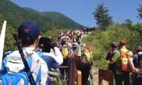 Take a Hike: South Korea's Latest Craze (Video)