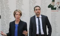 Teachout Sticks to Core Themes in Campaigning