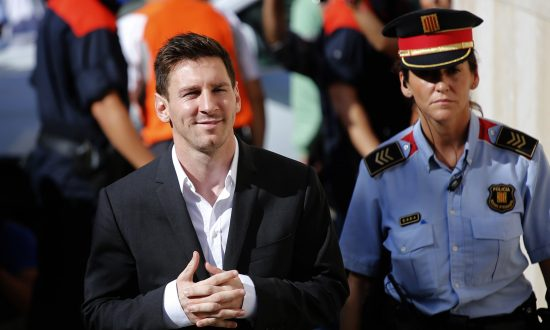 Soccer Star Lionel Messi and Father Receive Prison Sentences, but Won't Serve Time