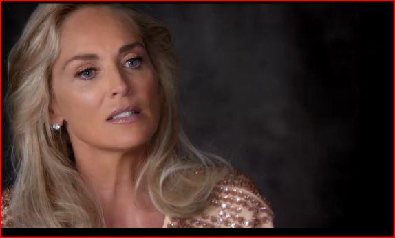 AOL, Sharon Stone