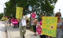 Protesters Say Hobby Lobby Violates Employees' Religious Freedom