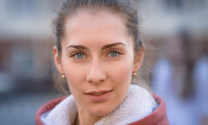 """Showing that even supposedly arbitrary features in a face can influence people's perceptions suggests that careful choice of a photo could make (or break) others' first impressions of you,"" says Richard Vernon. (Mikhail Koninin, CC BY)"