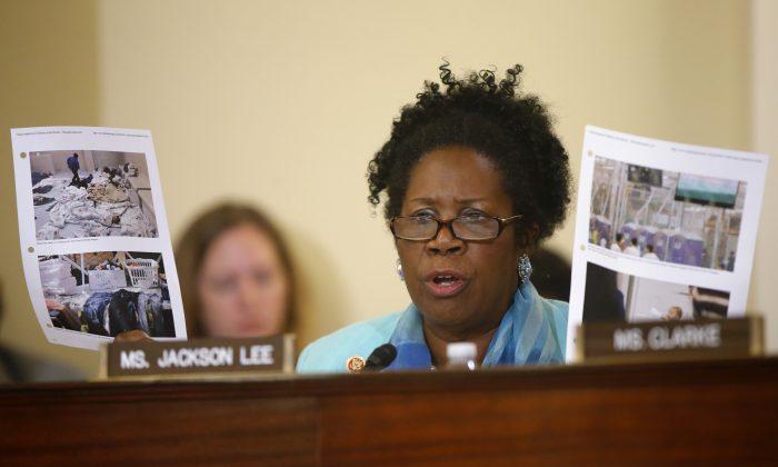 Rep. Sheila Jackson Lee, D-Texas. (Stock/AP Images)