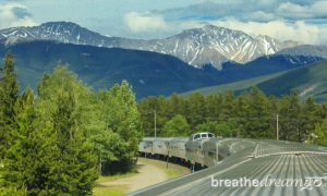 An Epic Journey Across Canada by Train