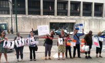Advocates Hold Vigil for Rikers Inmate Who Died in Prison