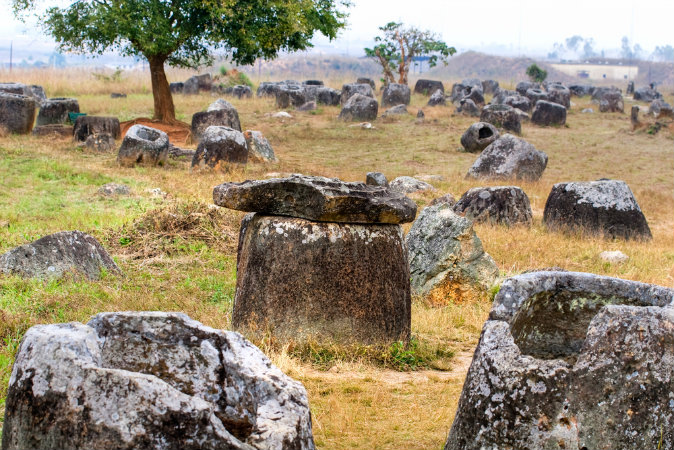 Megalithic Jars