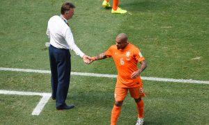 Nigel De Jong: Netherlands Coach Louis Van Gaal is 'One of a Kind'