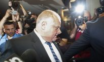 Toronto Mayor Rob Ford Returns From Rehab