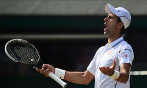 Novak Djokovic vs Grigor Dimitrov Wimbledon: Live Stream, TV Channel, Start Time, Odds for Tennis Semi Final (+Head to Head, Highlights)