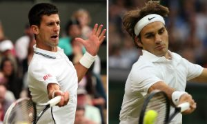 Novak Djokovic vs Roger Federer: Live Stream, TV Info, Start Time, Betting Odds of 2014 Wimbledon Championship Match (+Head to Head, Highlights)