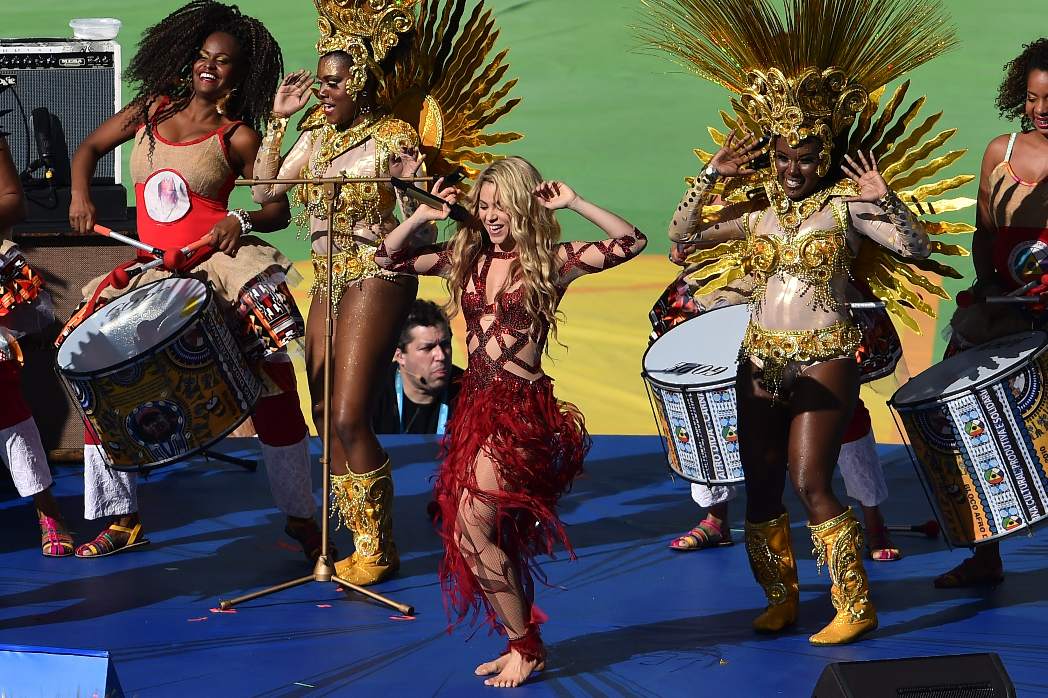 Shakira World Cup 2014 Song La La La Brazil 2014 Lyrics Official Video Download Info