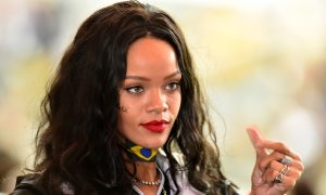 Rihanna Twitter, Instagram at World Cup: Pop Star Hangs Out With Mario Goetze, Miroslav Klose, Lukas Podolski